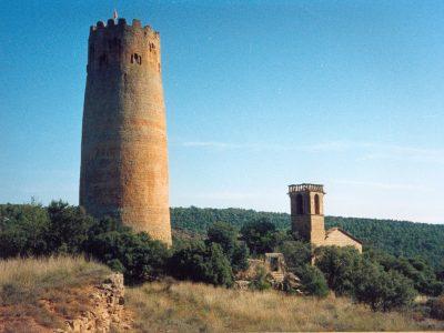 Torre - Castell de Vallferosa