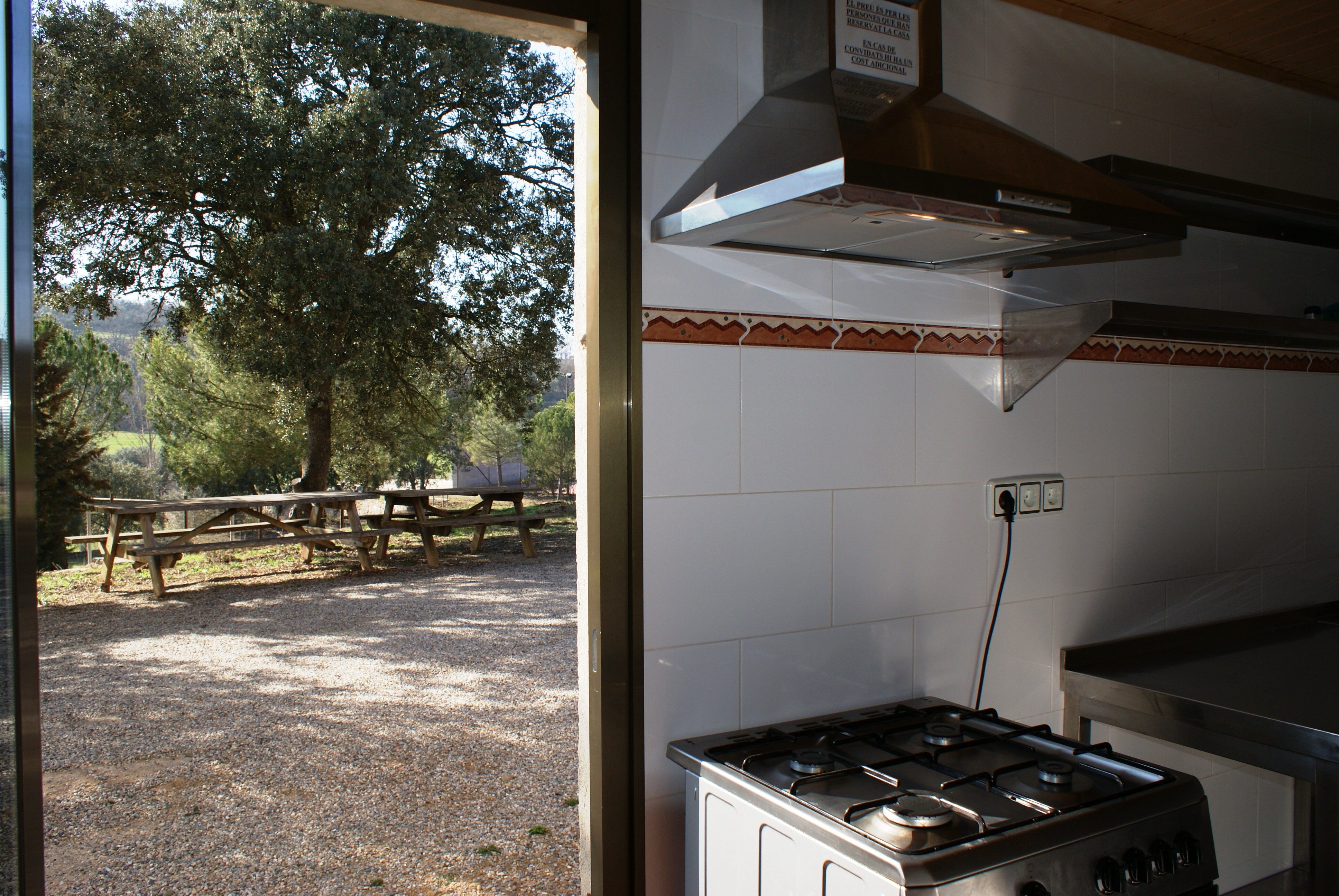 Cuina kitchen cocina holidays Catalonia