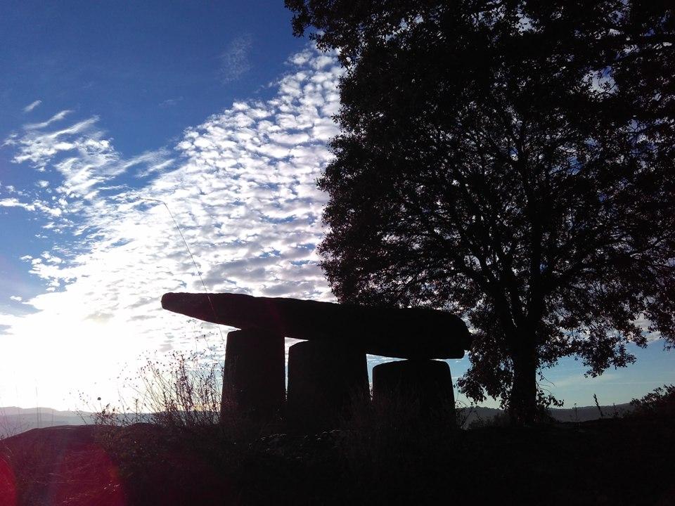 Vallferosa dolmen casa rural