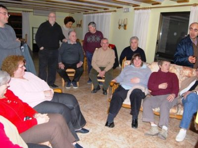 Casa rural Vallferosa bolets llar de foc barbacoa nadal