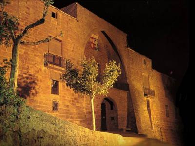Casa rural Vallferosa. Piscina Barbacoa